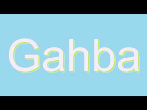 Gahba