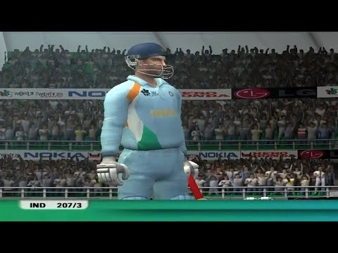 Cricket 07 Commentary Patch | Yuvraj Singh - Six Sixes in an Over | ICC WT20 2007 England VS India