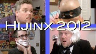 Drunk Hijinx 2012!  (Beer and Board Games)