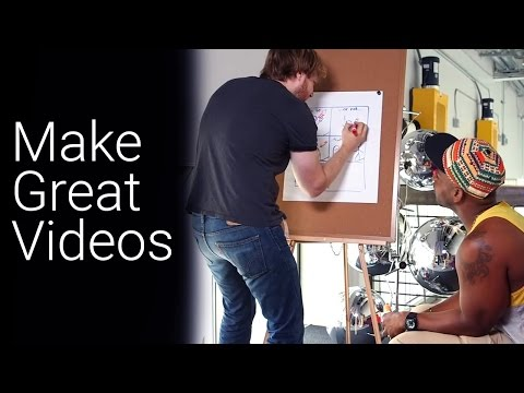 How To Make Great Videos On A Low-Budget (ft. Wisecrack)