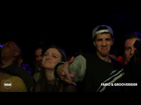 Fabio & Grooverider Boiler Room London DJ Set