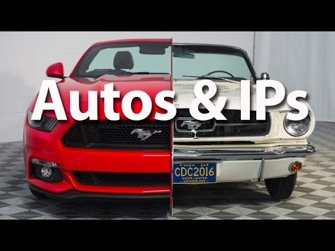Autos & IPs - Autoline This Week 2023