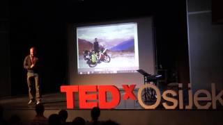 San koji postaje stvarnost | Hrvoje Jurić | TEDxOsijek