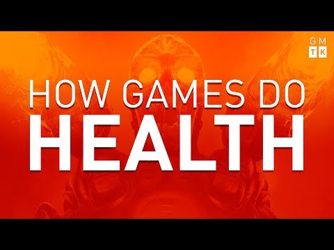 How Games Do Health | Game Maker's Toolkit