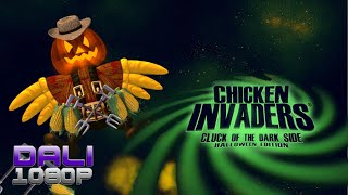 Chicken Invaders - Cluck of the Dark Side Halloween Edition - ALL BOSSES (Superstar Hero difficulty)