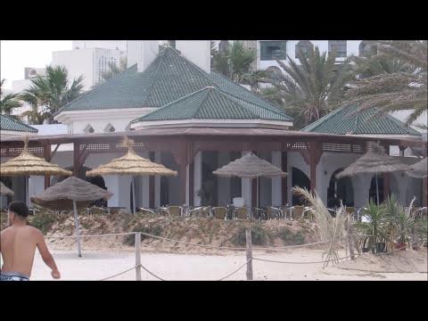 Тунис, Порт эль Кантауи. Отель Concorde Green Park Palace 5