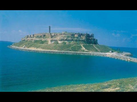 تفاصيل سورية - قلعة جعبر على نهر الفرات - YouTube