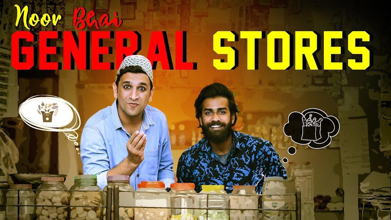 Noor Bhai General Store || Kirana Shop Wale || Shehbaaz Khan Comedy