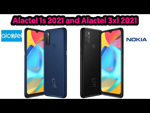Alcatel 3L 2021 & Alcatel 1s 2021 | Full Specifications | Launch Date | Review | Price in Pak USA