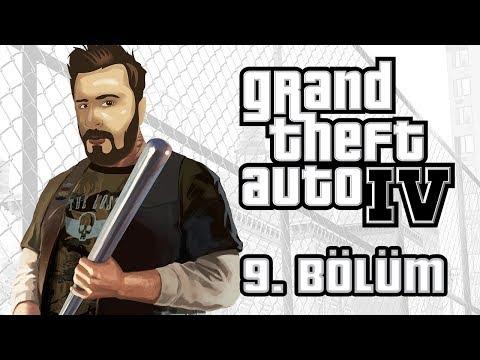YENİ BİR BAŞLANGIÇ ! | GRAND THEFT AUTO 4 [GTA4] TÜRKÇE BÖLÜM 9