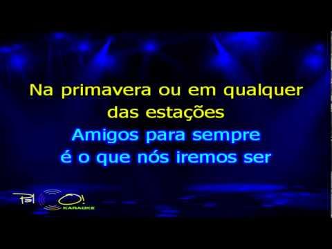 Jayne - Amigos Para Sempre (Karaoke)