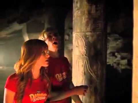 Danimals Crunchaglyphics Commercial (Bella Thorne & Ross Lynch)