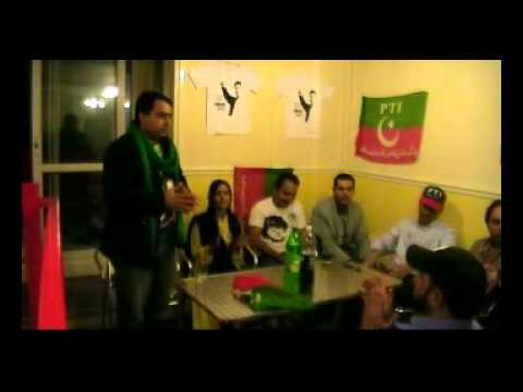 Grand Road Trip UK for Naya Pakistan - Bristol - Part 1