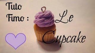 Tuto Fimo : Le Cupcake Glaçage en hauteur -Plusieurs Méthodes-