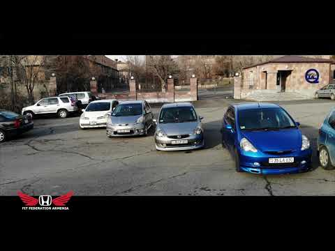 Honda Fit Federation Armenia