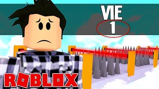 ROBLOX WITH ONE LIFE!? ❤️
