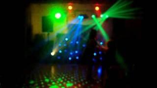 sms disco set up.