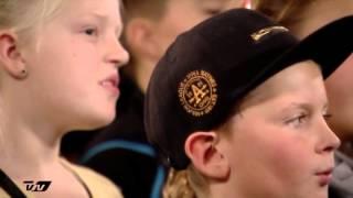Vennesangen sunget af Børns voksenvenner HD