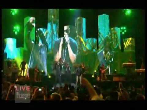 Run this town-Jay z, Rihanna and Kanye at Madison Square Garden 9/11/09