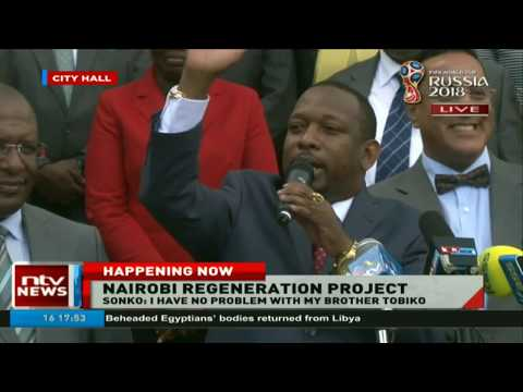 Nairobi regeneration team defends its progress in cleaning up the city mess