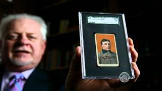 Honus Wagner card expected to fetch $1.5M