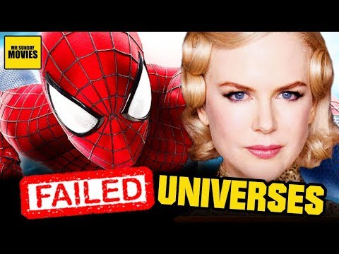 Worst Cinematic Universes (That Also Failed)