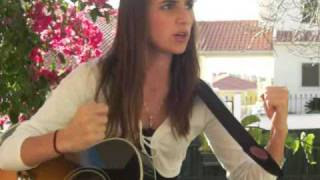 Ana Free sings Head Over Feet (Alanis Morissette)
