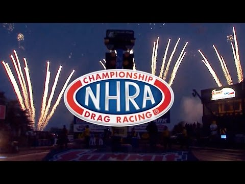NHRA Drag Racing: Extreme power, speed & one-of-a-kind sensory experience!!