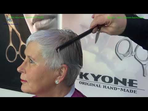 Just see how I do Hetty's hair!!! 50+ Hair Cut Tutorial by T.K.S.