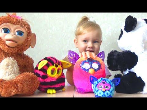 Все интерактивные игрушки Алисы All interactive toys Alice