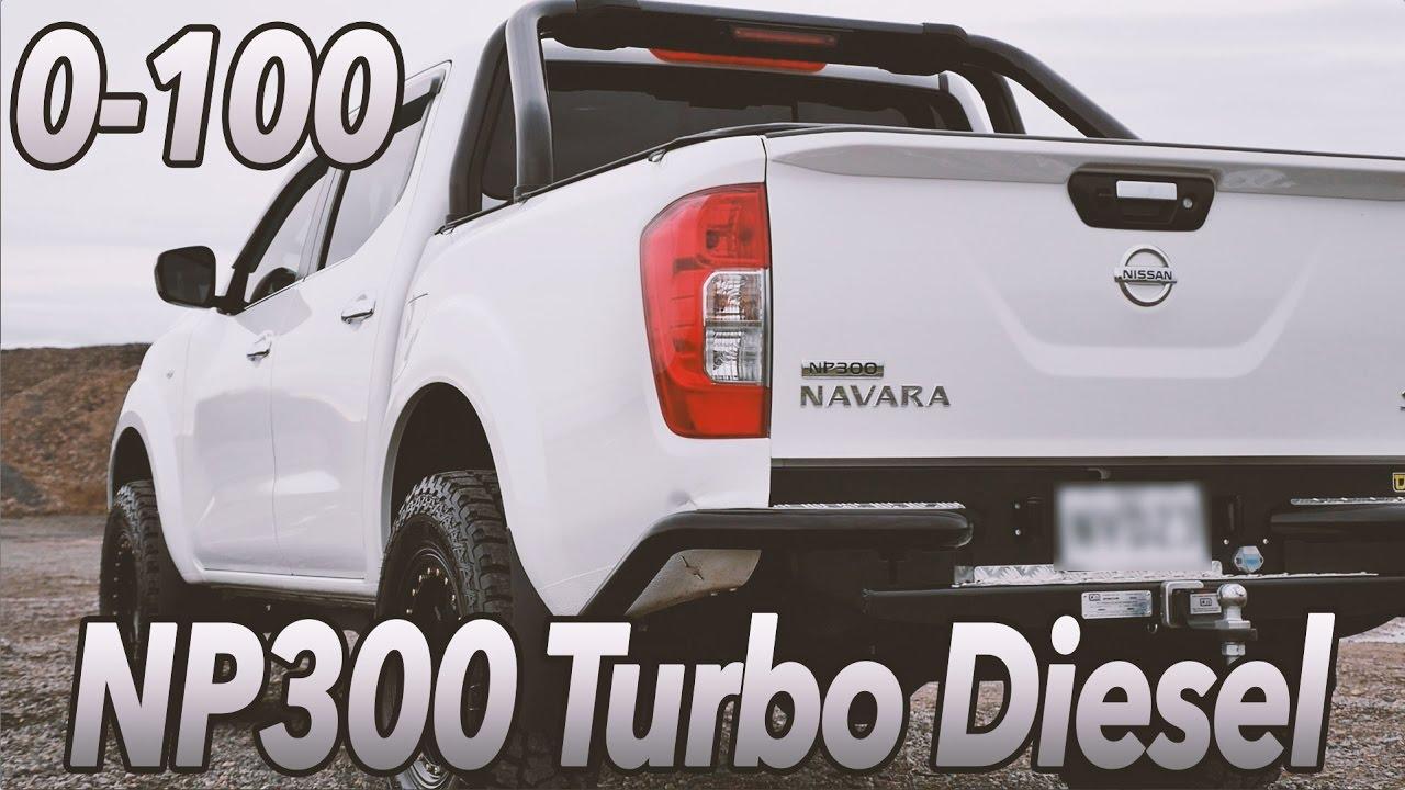 nissan navara np300 turbo diesel 0