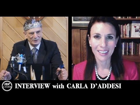 Interview with Carla D'Addesi, Radio Host 'Family Matters'