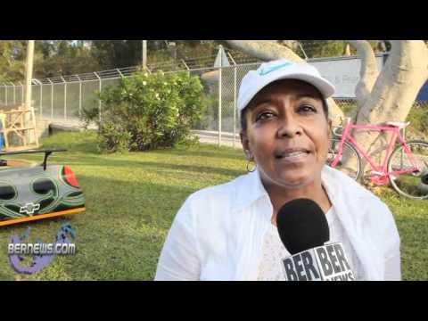 Lovitta Foggo JP, MP St. David's Gilbert Lamb Day Good Friday Bermuda April 22 2011