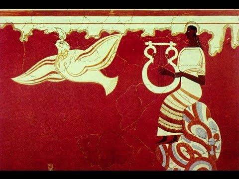 La lira en la antigua Grecia.