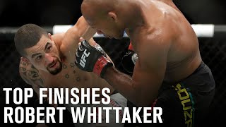 Top Finishes: Robert Whittaker