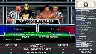 nL Live on Hitbox.tv - WrestleBets 3! [WWE SmackDown! Here Comes The Pain]