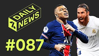 Mbappé more important than Neymar for PSG + Ramos named BEST EVER! ► Daily News