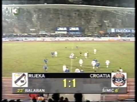 Sezona 1999/2000: Rijeka - Croatia