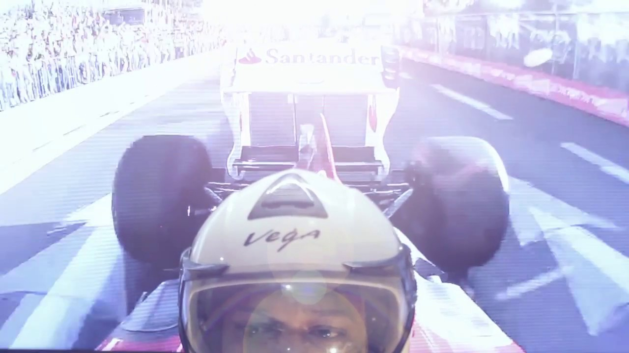 Indian F1 Driver (Funny) - YouTube