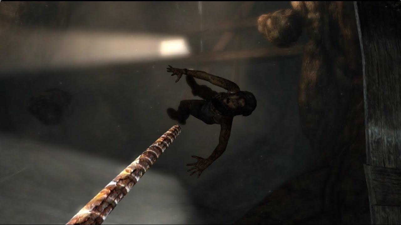 Качельки Прохождение Tomb Raider 1|если мне нравится всякая хрень