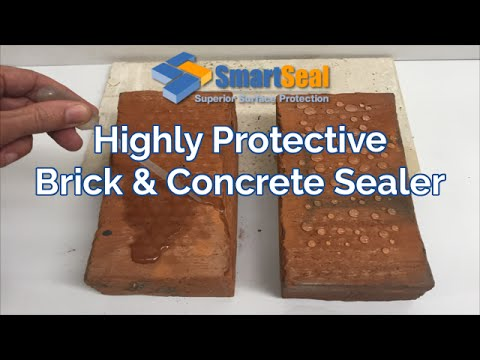 Brick Sealer Concrete Highly
