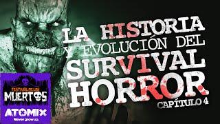 #FESTIVALDELOSMUERTOS: HISTORIA Y EVOLUCIÓN DEL SURVIVAL HORROR - CAPÍTULO 4: HORROR INDEPENDIENTE