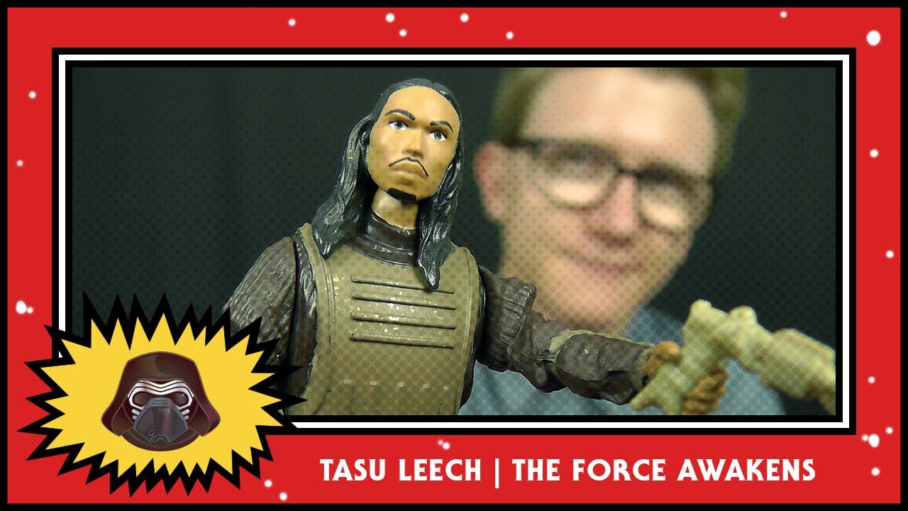 Star Wars The Force Awakens 3.75 inch Space Mission Tasu Leech Kanjiklub Gang
