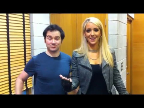 JENNA MARBLES TOUCHED MY BUTT!!! (Interview intro)