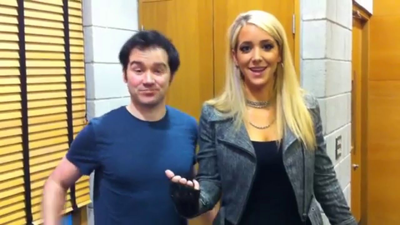 Jenna Marbles Touched My Butt Interview Intro - Youtube-4552
