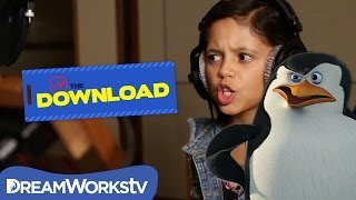 Talk Like the Penguins of Madagascar | THE DREAMWORKS DOWNLOAD