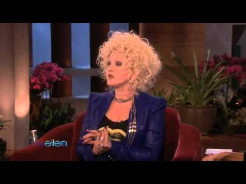 Cyndi Lauper Talks About 'Celebrity Apprentice' Controversy