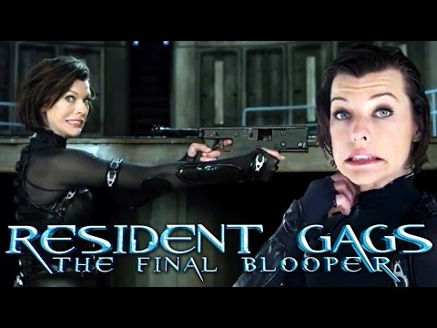 Thumbnail: Resident Gags: The Final Blooper