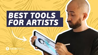 The BEST TABLETS & SOFTWARE For Digital Painting ► [The ULTIMATE Beginner's Guide] ► Part 2/5