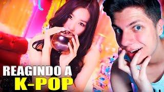REAGINDO A K-POP ~ SETE